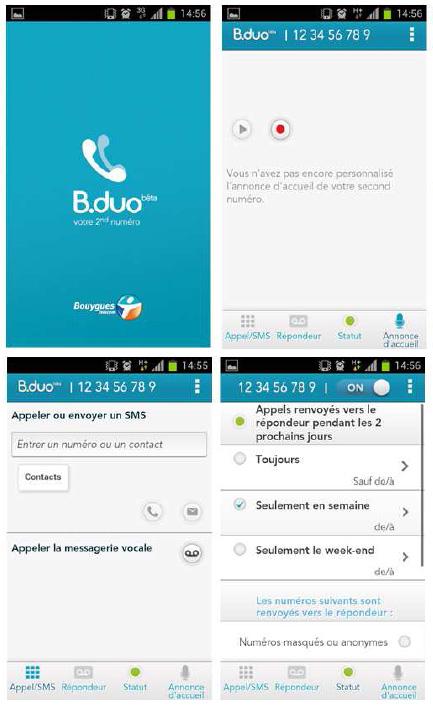 Bouygues Telecom teste un nouveau service comprenant un second numéro avec une seule carte SIM