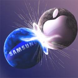 Samsung va payer 548 millions de dollars à Apple dans l'affaire des brevets