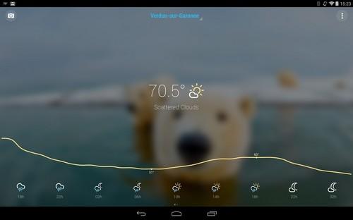 Bright Weather : La solution météo complète sur votre mobile