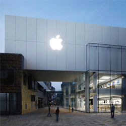 Coronavirus : les 42 magasins d'Apple en Chine seront fermés jusqu'au 9 février