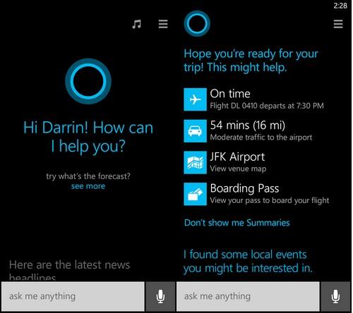 Cortana : bientôt compatible avec Android et iOS ?