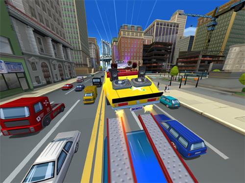 Crazy Taxi: City Rush sera gratuit sur iPhone et Android