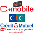 Cr�dit Mutuel - CIC et NRJ mobile s'allient dans la t�l�phonie mobile