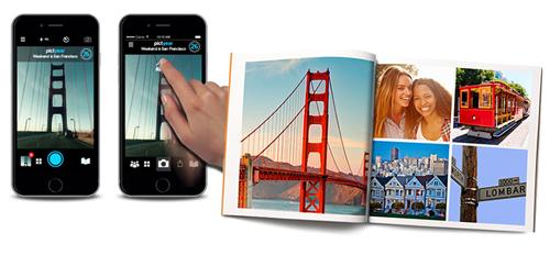 Pictyear : une application qui imprime et partage des albums photos