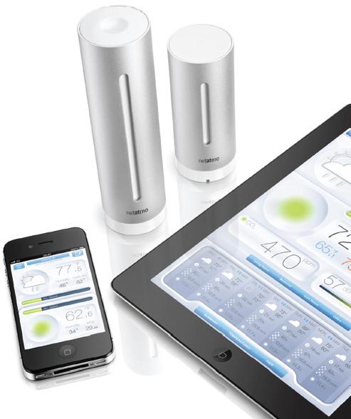 Créez votre station météo personnelle avec votre iPhone