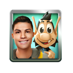 La superstar Cristiano Ronaldo rejoint Hugo Délire dans Ronaldo&Hugo