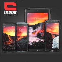 Crosscall se lance dans les tablettes ultra renforcées et annonce trois nouveaux smartphones