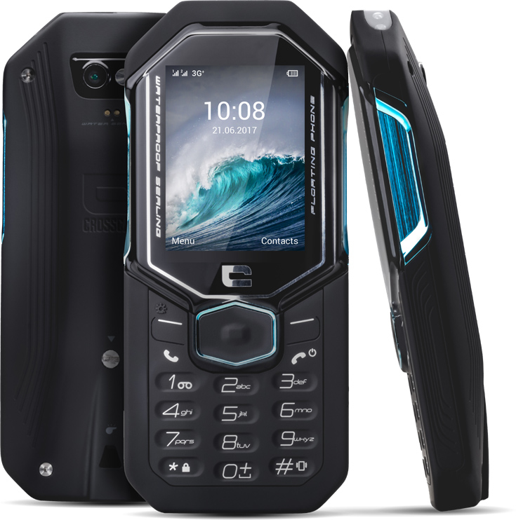 Crosscall SHARK-X3 : un smartphone étanche mais également flottant