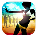 Dansez avec GO Dance de Sega avec un iPhone