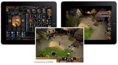 """""""Darkstone"""" est de retour sur iOS et Android"""