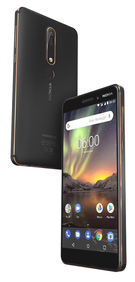 DAS : le Nokia 6.1 épinglé par l'ANFR