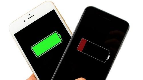 De l'hydrogène pour une autonomie record de 7 jours sur l'iPhone 6