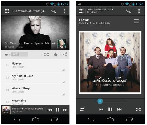 Deezer annonce la sortie en bêta d'une nouvelle version de son application mobile Android
