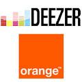 Deezer débarque chez Orange