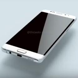 Des images du Samsung Galaxy Note 6 ou 7
