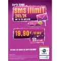 Des SMS illimités 24h/24 pour 19,90 euros par mois chez Universal Mobile