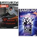 Deux nouvelles promotions chez Samsung jusqu'au 30 septembre