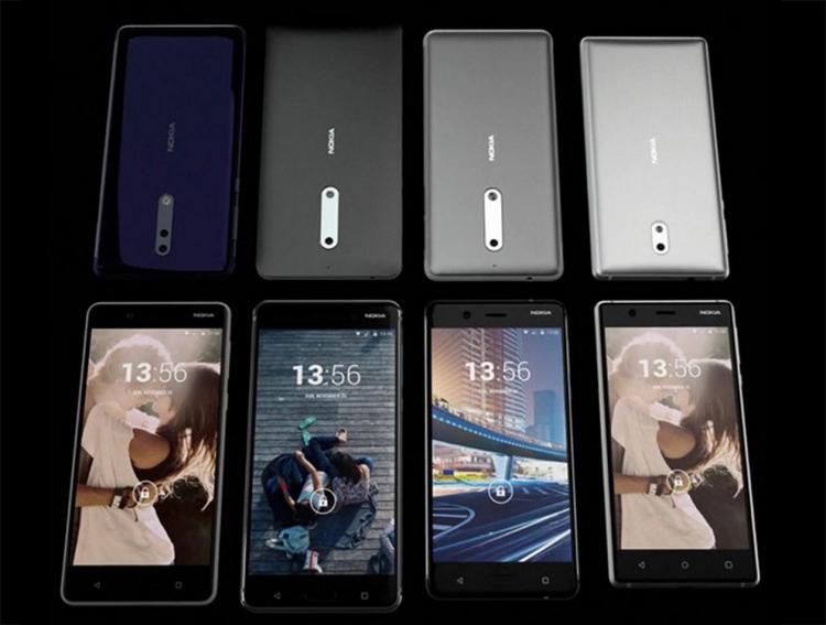 Nokia: deux nouveaux smartphones ont fuité dans une vidéo