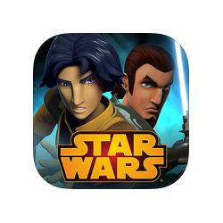 Disney Interactive annonce la sortie de l'application STAR WARS REBELS