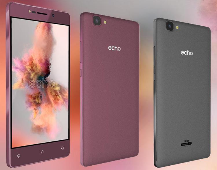 Echo dévoile ses modèles colorés de sa gamme Start