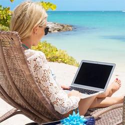 En vacances, les Français sont de plus en plus incapables de se déconnecter de leur travail