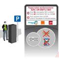 Envoyer un simple SMS pour payer son parking, c'est désormais possible