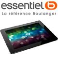Essentiel b lance sa tablette Smart'TAB 1002