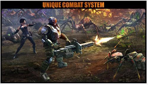 Evolution : Battle For Utopia est disponible sur iPhone