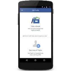 La rupture « virtuelle, bientôt plus facile sur Facebook