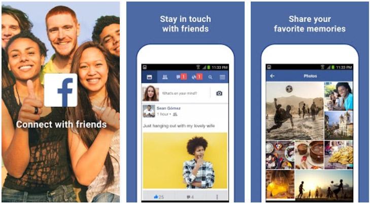 Facebook Lite est disponible en France sur Android