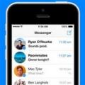 Facebook Messenger : 500 millions d'utilisateurs actifs
