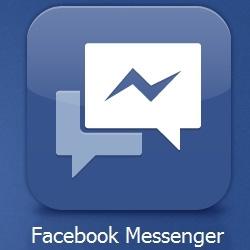 Facebook Messenger rajoute les SMS et intègre le multi compte