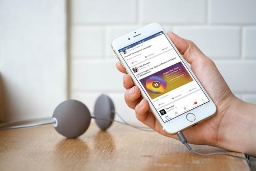 Music Stories : un aperçu de 30 secondes pour découvrir de la musique à travers Facebook