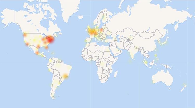 Facebook, Whatsapp et Instagram sont touchés par une panne mondiale
