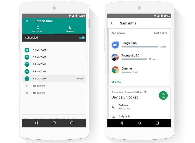 Family Link : la solution de Google pour permettre aux -13 ans d'avoir un compte Gmail contrôlé par les parents