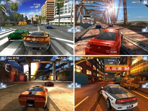 Fast & Furious 5 débarque sur iOS et Android