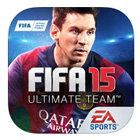 FIFA 15 Ultimate Team est disponible sur l'App Store, Google Play et Windows Phone