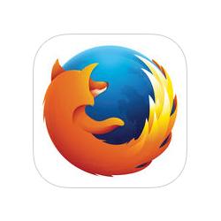 C'est désormais bon pour Firefox, il est sur iOS