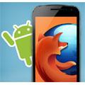 Firefox pour Android débarque sur les tablettes