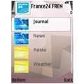 France 24 d�barque sur le Nokia N95 8GB