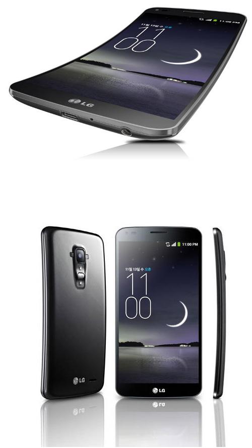 France : le smartphone G-Flex disponible dès février
