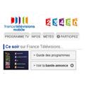 France Télévisions lance son site mobile