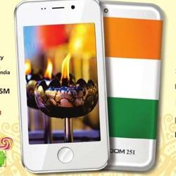 Freedom 251, le smartphone à 3 euros