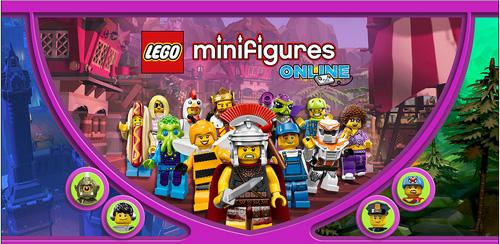 LEGO Minifigures Online est désormais disponible sur  iOS et Android