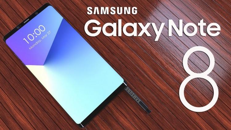 Galaxy Note 8 : dévoilé dans un nouveau rendu, il n'intégrera pas de scanner d'empreintes sous l'écran