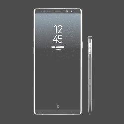 Le Galaxy Note 8 : un record de précommandes