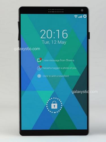 Galaxy S6 : un appareil photo de 21 mégapixels et un écran 4K au menu