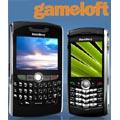 Gameloft propose 95 jeux sur le BlackBerry App World