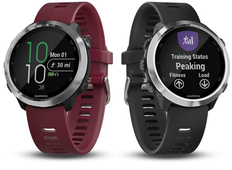 Garmin Forerunner 645 Music : une montre avec paiement sans contact et musique intégrée