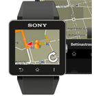 Garmin lance une application de navigation dédiée aux smartphones Xperia
